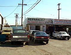 HERNANDEZ AUTO REPAIR