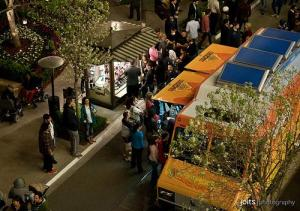 Glendale Street Feast at the Americana Fills up Brand Ave