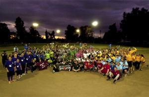 Kickball Leagues Bring Youthful Recreation to Burbank and Glendale Adults