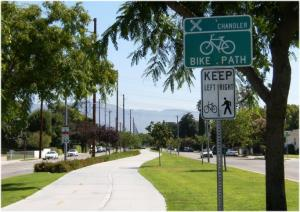 Chandler Bike Path: Get Outside and Get Some Fresh Air