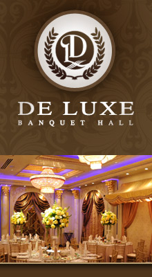 De Luxe Banquet Hall Side
