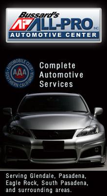 Bussard's All-Pro Automot
